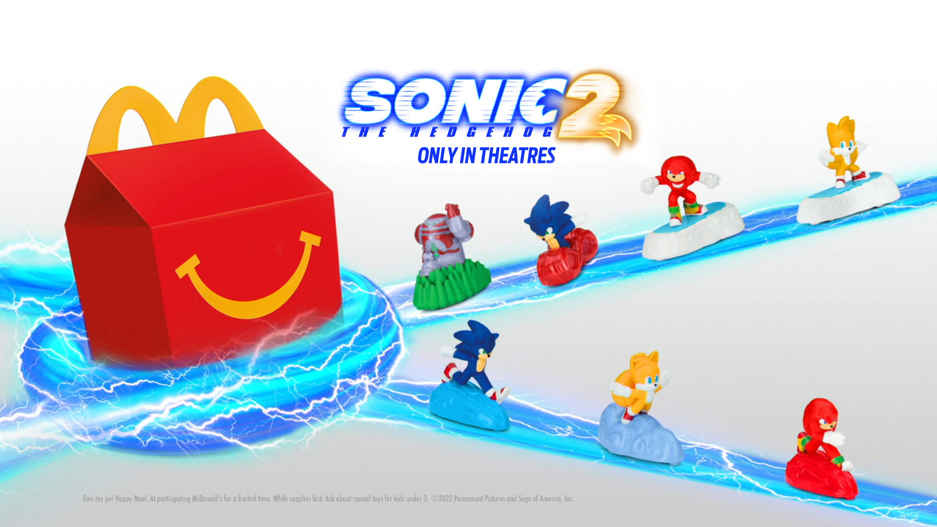 Happy Meal presents Luca